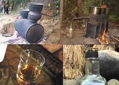 बिकने दो! शराब अभी इस गाँव में…